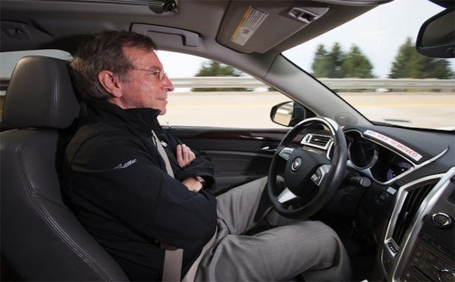 Technology inside car
